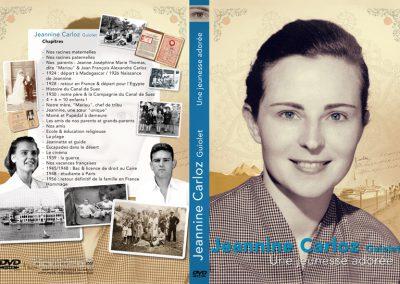 Jaquette DVD. 3 films.