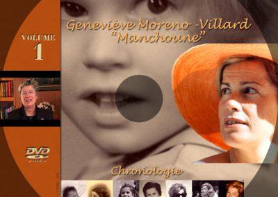 Galette DVD G. Moreno