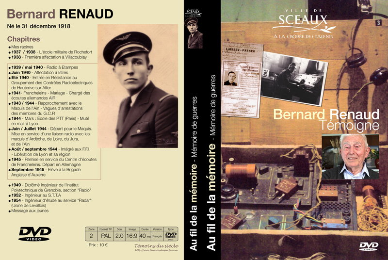 Bernard Renaud