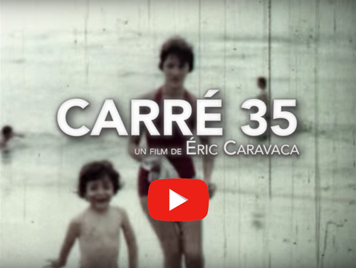 Carré 35 : Eric Caravaca filme son secret de famille